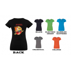 CKC Summer Spectacular 2019 - Ladies V-neck Tee