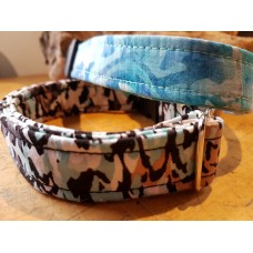 Custom Fabric Wrapped Collar