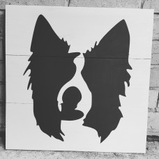 Custom Silhouette Wall Art